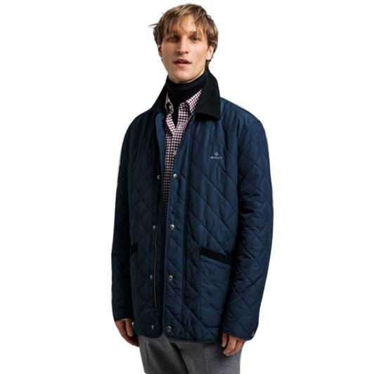 Gant Quilted Barn Jacket