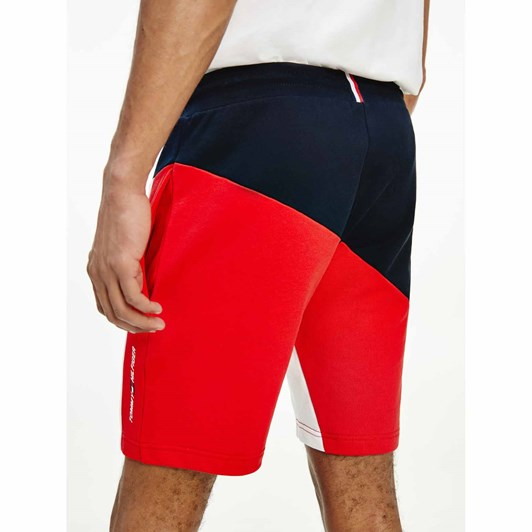 Tommy Hilfiger Blocked Terry Short