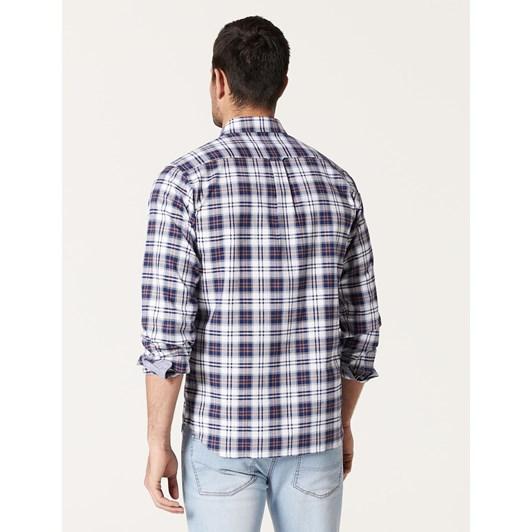 Blazer Riley L/S Oxford Check Shirt