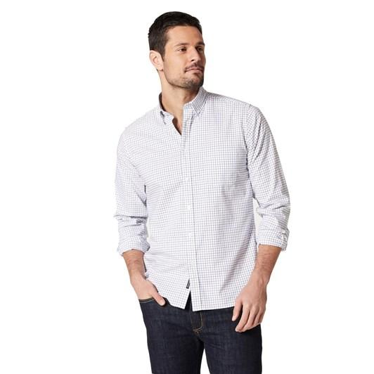 Blazer Asher L/S Oxford Check Shirt