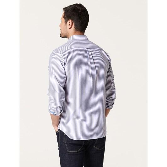 Blazer Alec L/S Oxford Stripe Shirt