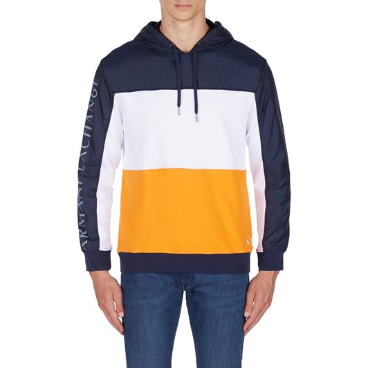 Armani Exchange Cotton Polyester French Terry