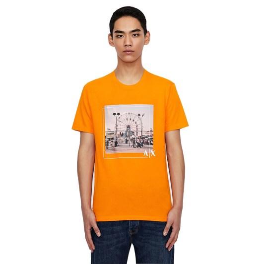 Armani Exchange Cotton Jersey