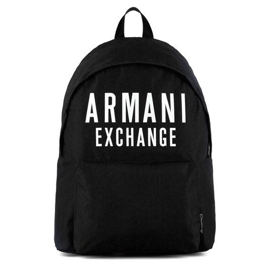 Armani Exchange Logo Plate Backpack