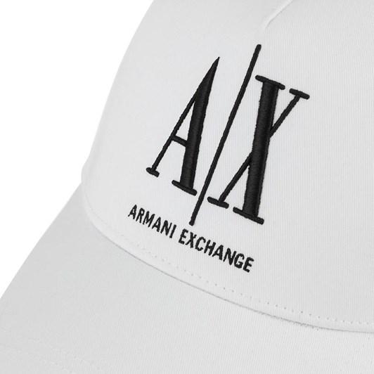 Armani Exchange Baseball Icon Hat
