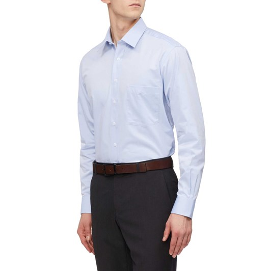 Geoffrey Beene Tailored Fine Twill Shirt Regular Fit