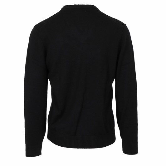 Silverdale  Vee Jacquard Front - Regular Fit, 100% Pure Wool