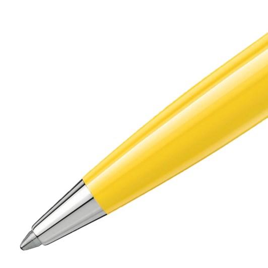 Montblanc PIX Yellow Ballpoint Pen