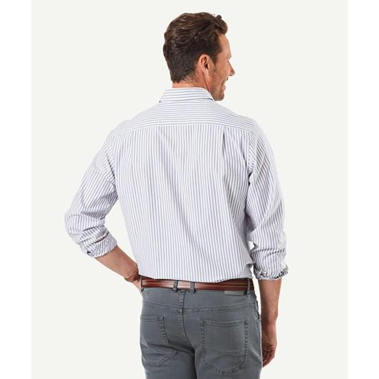 GAZMAN Casual Stretch Stripe