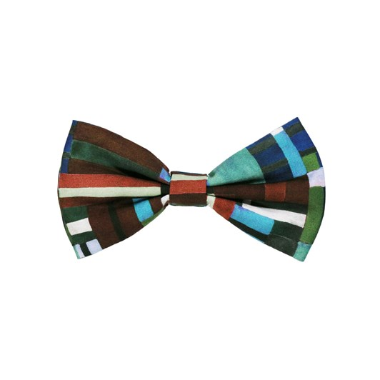 Parisian with Liberty Patchwork Canvas Bow Tie