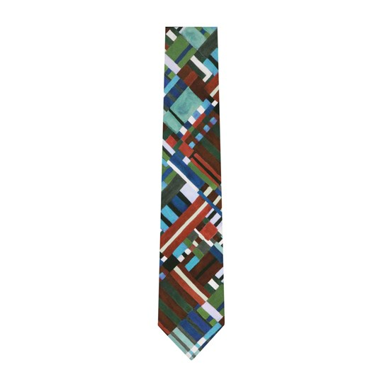 Parisian with Liberty Patchwork Canvas Tie