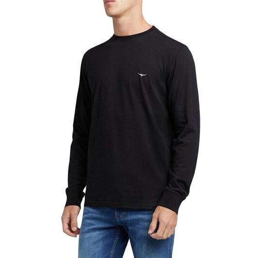 R.M. Williams Signature long Sleeve T- Shirt