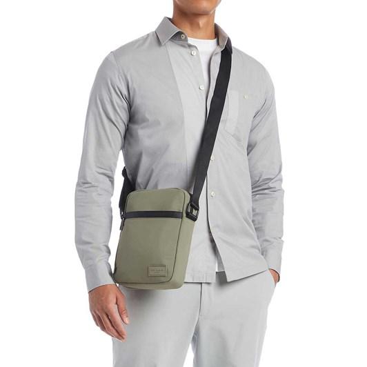 Ted Baker Plantin Ls Panelled Shirt