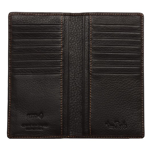 Tony Perotti Cervo Collection - Long Credit Card Wallet