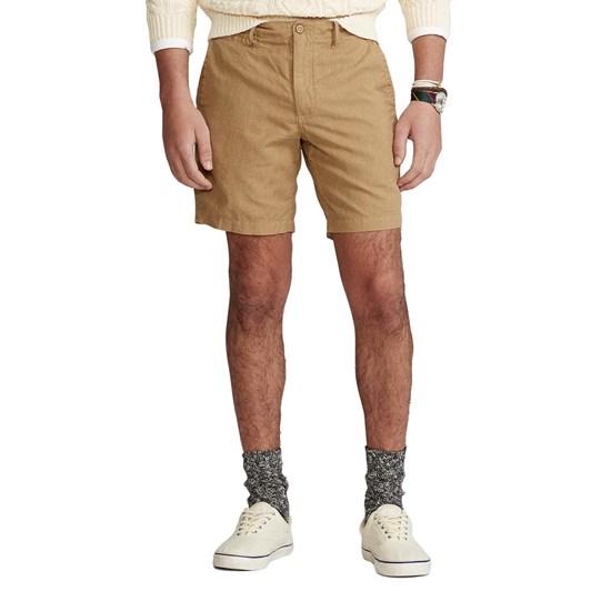 Polo Ralph Lauren 8-Inch Straight Fit Linen-Blend Short