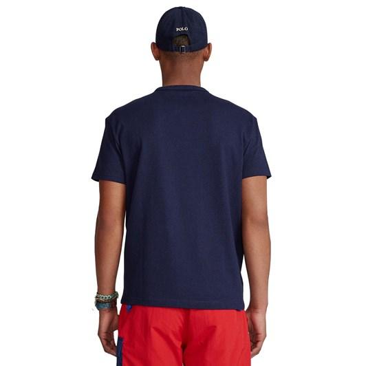 Polo Ralph Lauren Classic Fit Polo Sport Jersey T-Shirt
