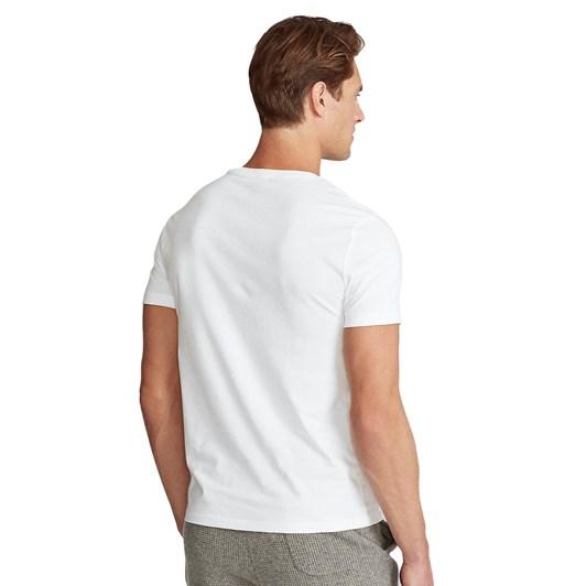 Polo Ralph Lauren Custom Slim Fit Logo Jersey T-Shirt