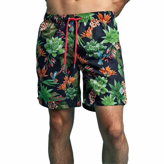 Gant Lc Humming Garden Swim Shorts