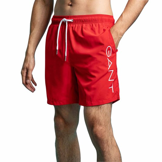Gant Lc Lightweight Logo Swim Shorts