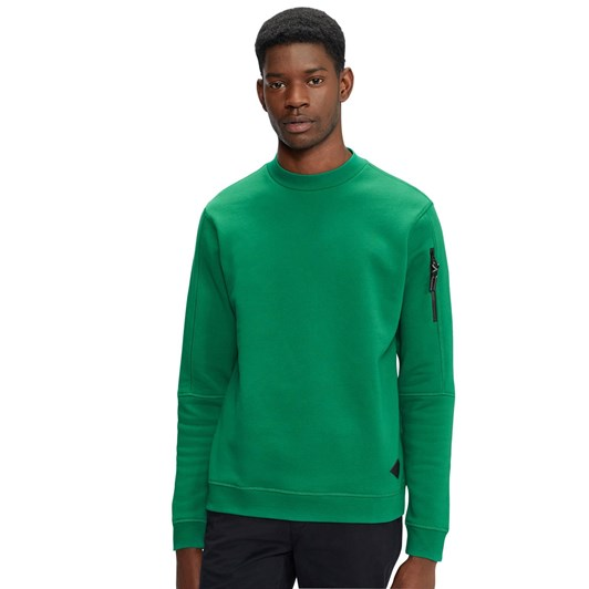 Ted Baker Ls Colour Block Sweatshirt