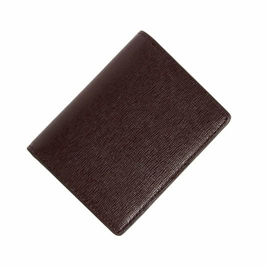 Ted Baker Saffiano Folded Cardholder