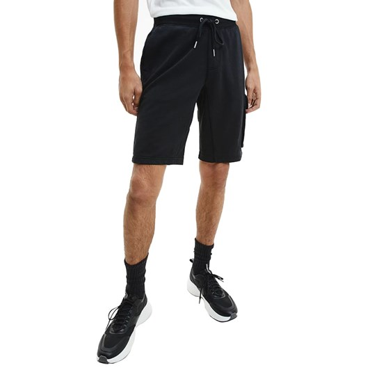 Calvin Klein Jeans Monogrm Badge Shorts Black