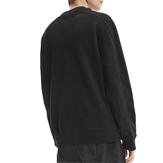 Calvin Klein Jeans Micro Brand Ck Black