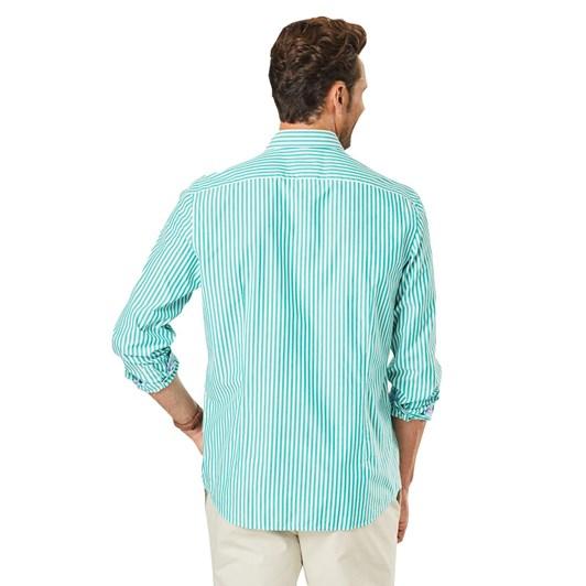 GAZMAN Tailored Casual Stretch Stripe