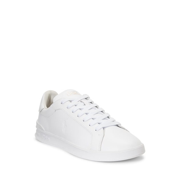 Polo Ralph Lauren Hrt Ct Ii-Sneakers-High Top Lace - white