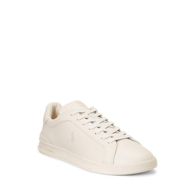 Polo Ralph Lauren Hrt Ct Ii-Sneakers-High Top Lace - dove grey