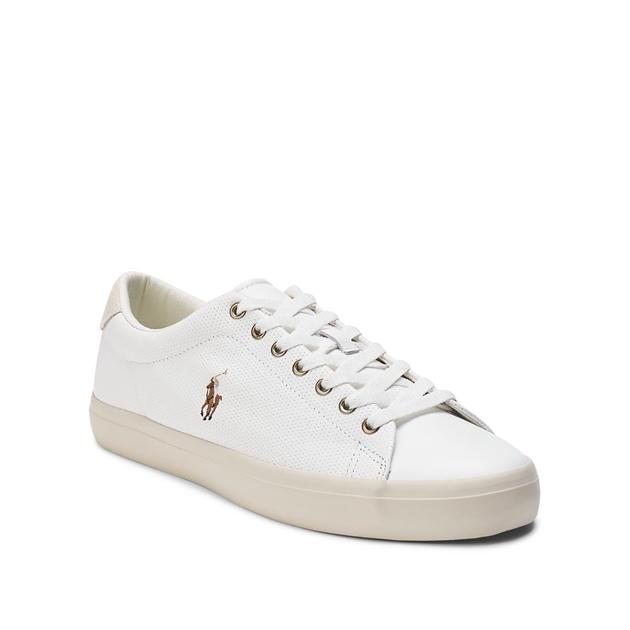 Polo Ralph Lauren Longwood-Sneakers-Vulc - white