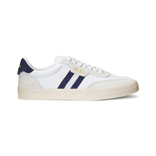 Polo Ralph Lauren Court Vlc-Sneakers-Low Top Lace