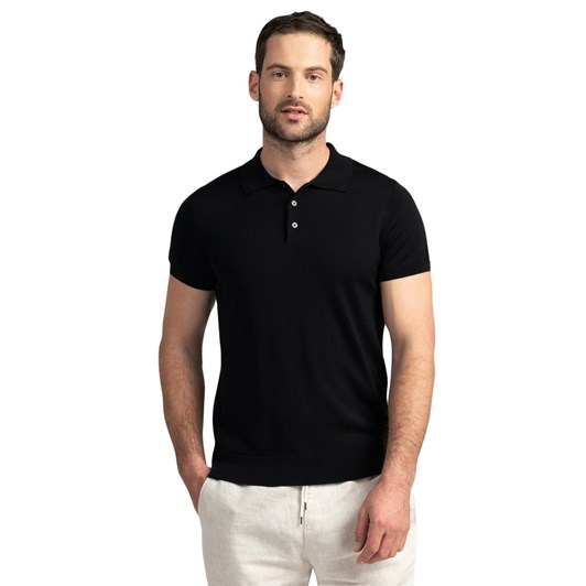 Untouched World Short Sleeve Knit Polo