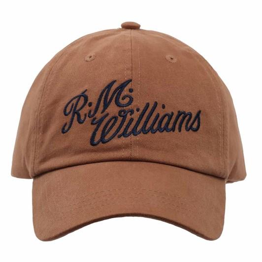 R.M. Williams Script Cap