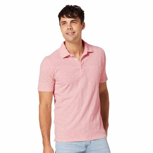 Blazer Hayes Slub Cotton Polo