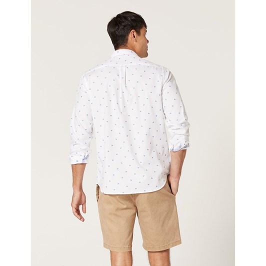 Blazer Timothy L/S Emb Shirt