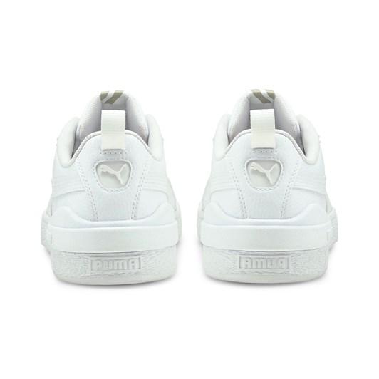 Puma Suede Bloc B&W Puma White-Gray Violet