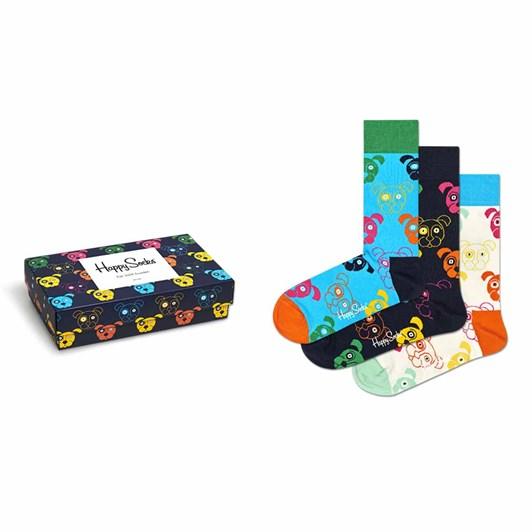 Happy Socks  Gift Set Dog 3 Pack