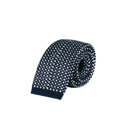 Monti Castello Knitted Tie - Multi Colour Tonal