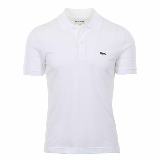 Lacoste Slim Fit Polo White