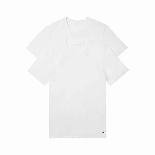 Nike Everyday Cotton Crew Undershirts - 2 Pack