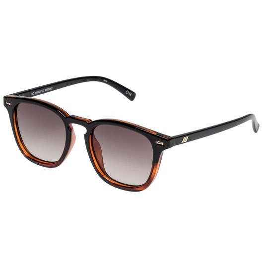 Le Specs No Biggie Sunglasses | Black Tort
