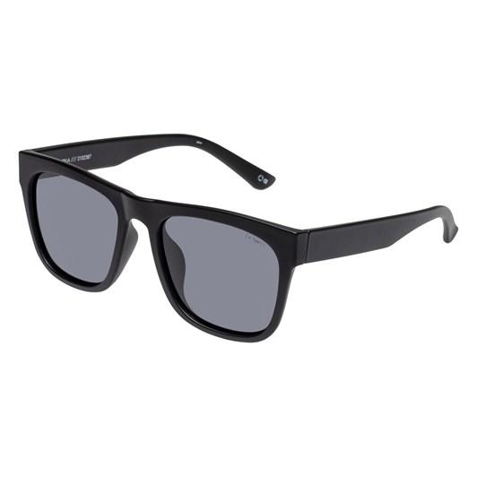 Le Specs Impala Sunglasses | Matte Black Polarized