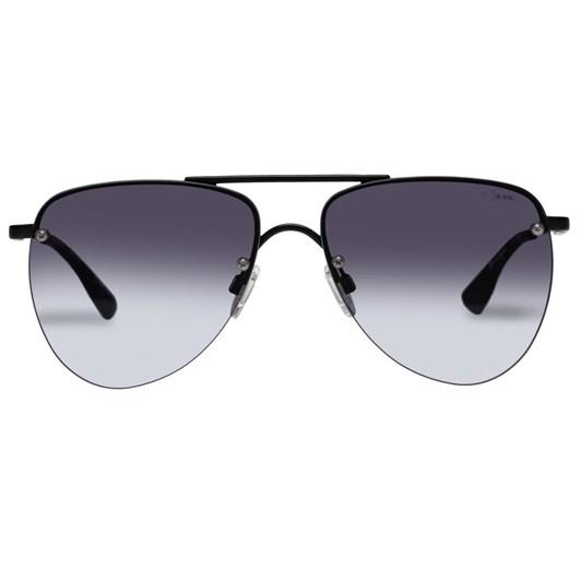 Le Specs The Prince Sunglasses | Matte Black