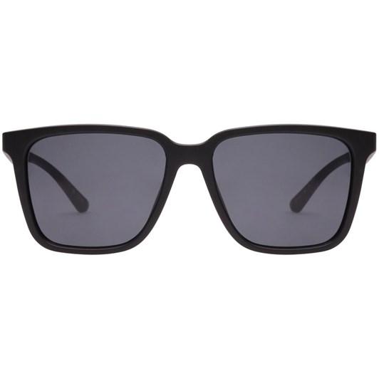 Le Specs Fair Game Sunglasses | Matte Black