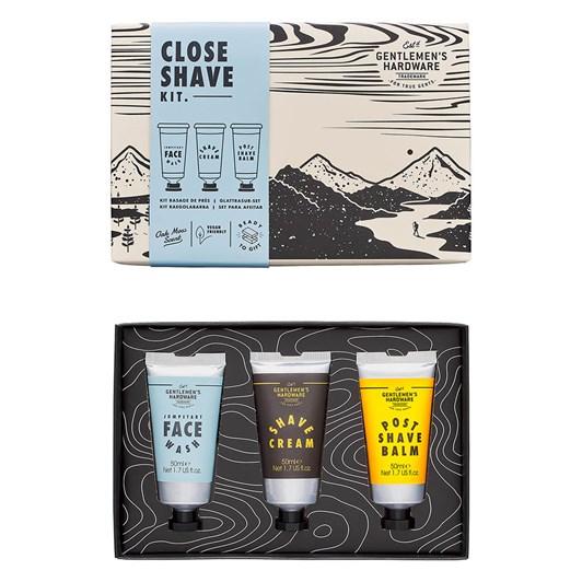 Gentleman's Hardware Close Shave Kit
