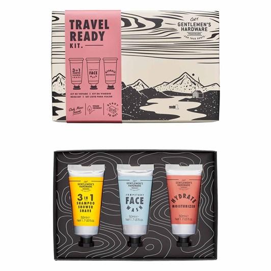 Gentleman's Hardware Travel Ready Kit