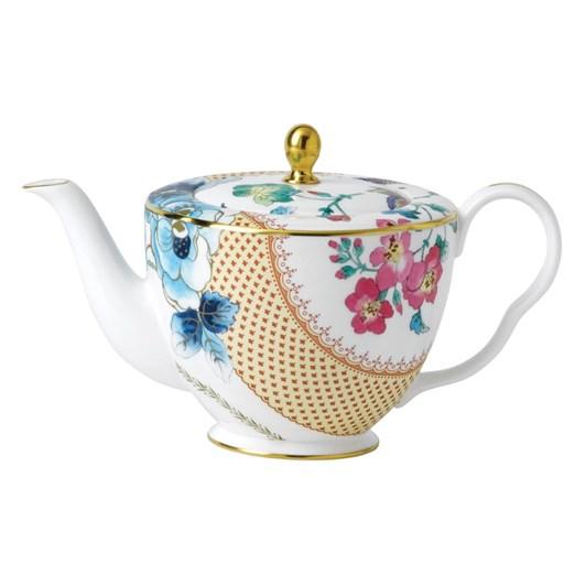 Wedgwood Butterfly Bloom Teapot 1 Litre