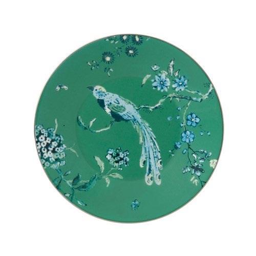 Wedgwood Jasper Conran Chinoiserie Green Plate 18cm