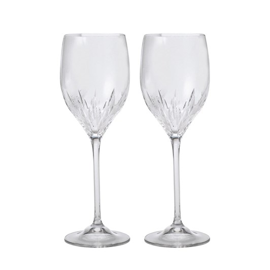 Vera Wang Vera Wang Duchesse Crystal Wine set of 2